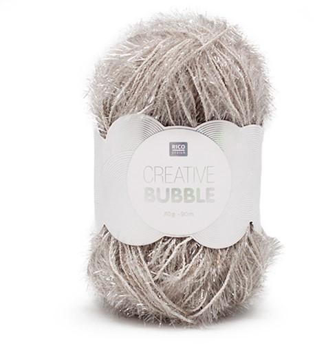 Rico Creative Bubble 11 Silver
