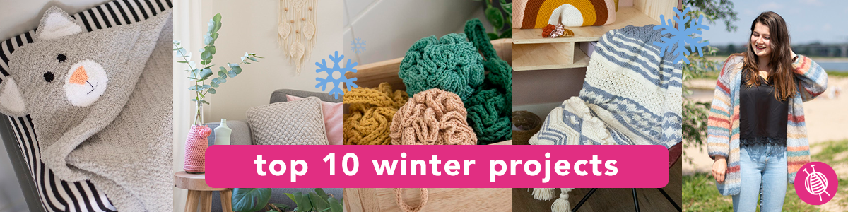 Top 10 Winter Projects: All the Inspiration You Need This Season