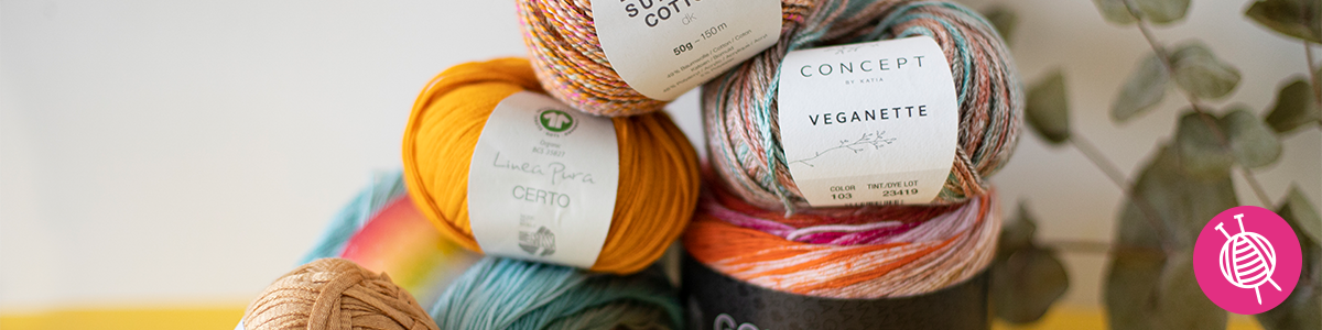 Have a ball this summer, with these balls of summer yarn!