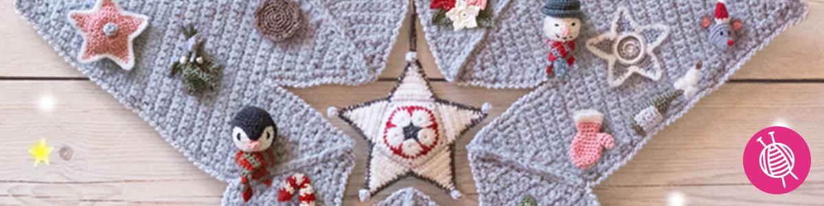 Advent Star CAL - Crochet Patterns