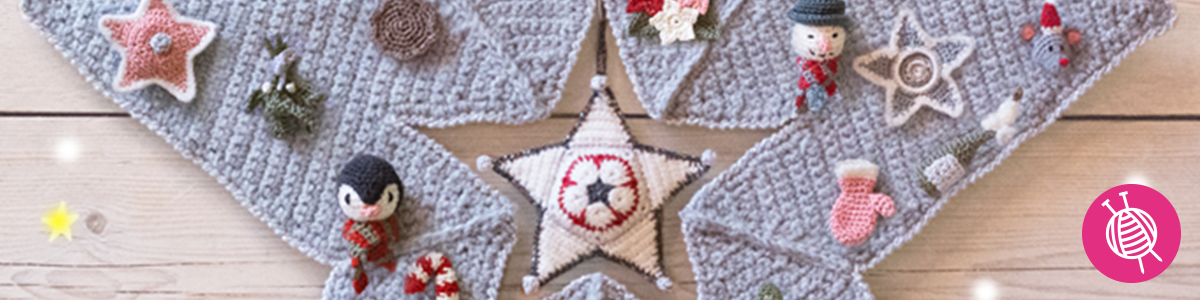 Advent Star CAL - Join us in the latest Crochet Along!