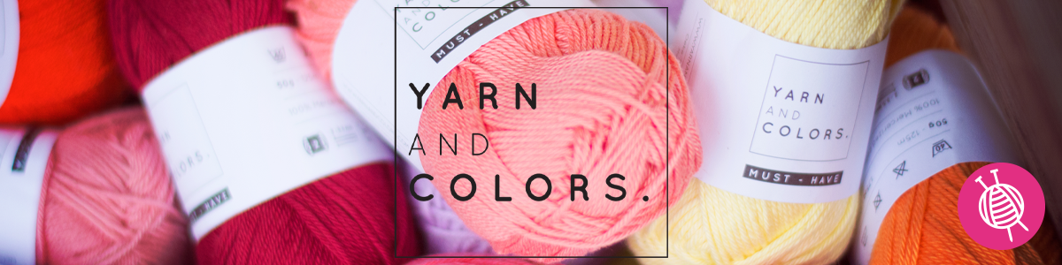 A Brand New Arrival: Meet Yarn and Colors