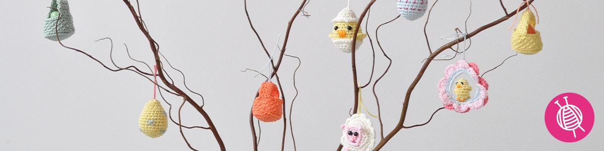 Yarnplaza Easter CAL - Join us!