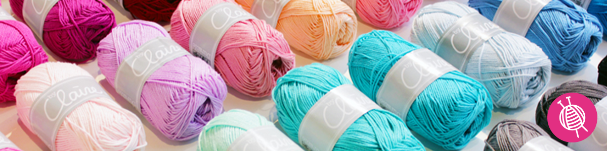 New: colourful dream yarn ByClaire Nr. 1