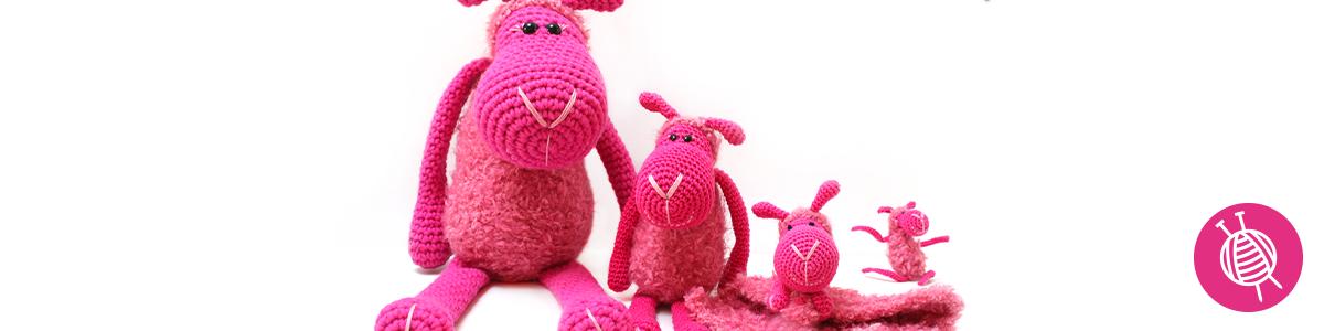 Rosie the Sheep - Free Crochet Pattern