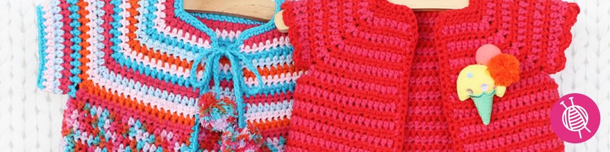 Baby Cardigan - Free Summer Crochet Pattern