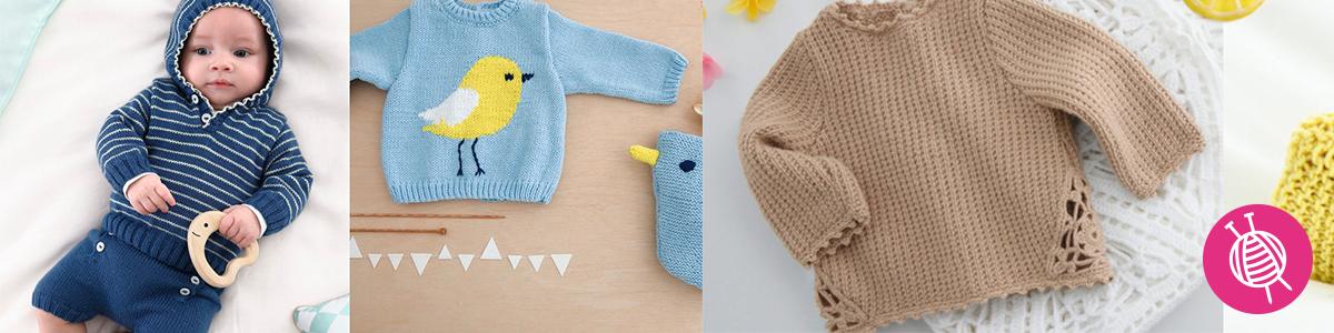 Opera Baby Cardigan - Free Knitting Pattern