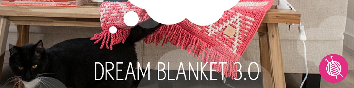 Dream Blanket 3.0 CAL 2019 Crochet Patterns