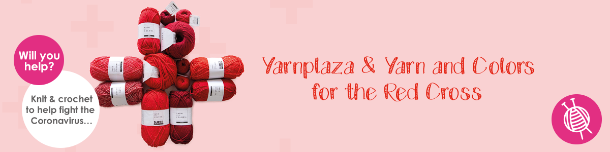 Knit and Crochet with Yarnplaza to Fight Against Coronavirus!