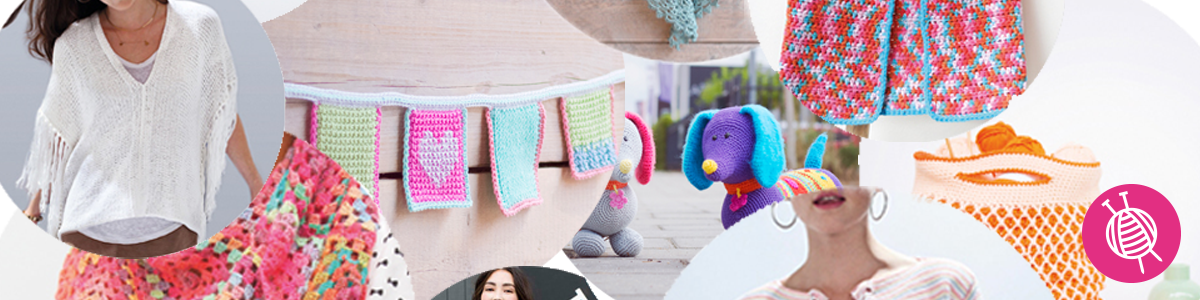 Knitting and Crochet Patterns for Summer