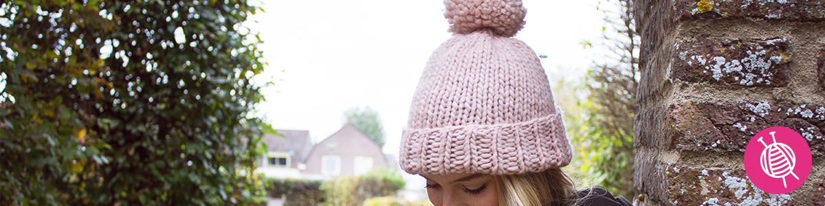 Easy Knitting Pattern Hat for Beginners