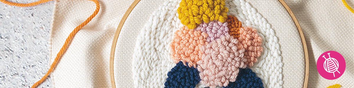 Punch Needle Embroidery: A Complete Beginner's Guide