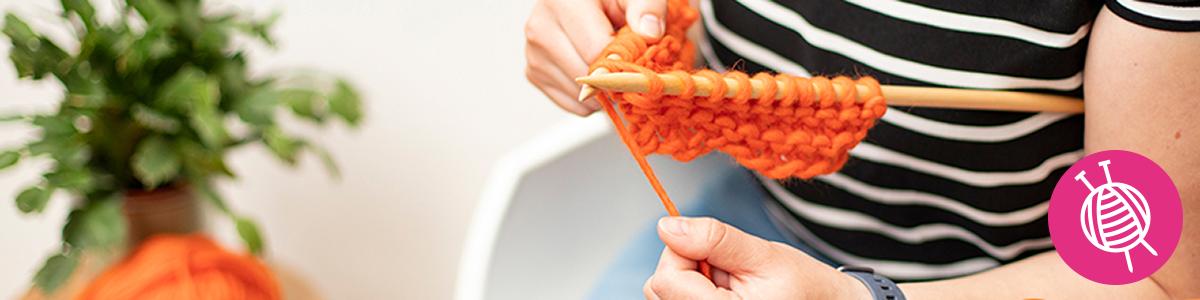 Start Knitting: A Beginner's Guide