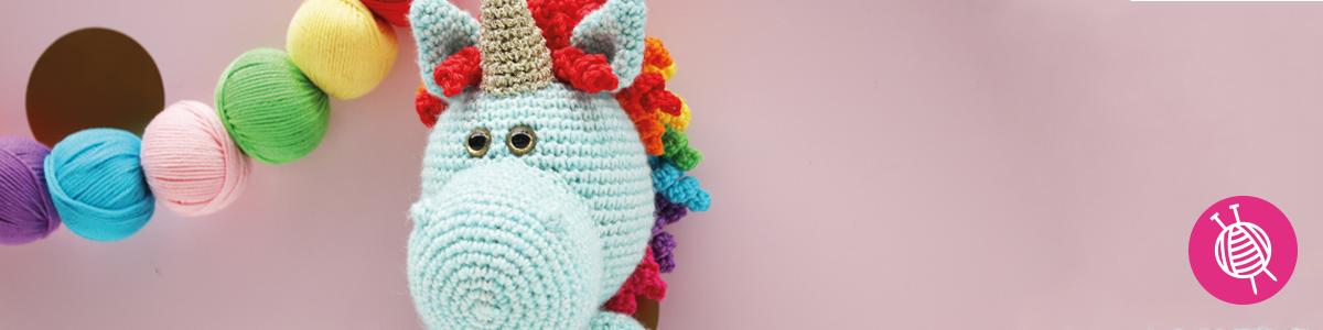 Crochet a Unicorn – Free Pattern