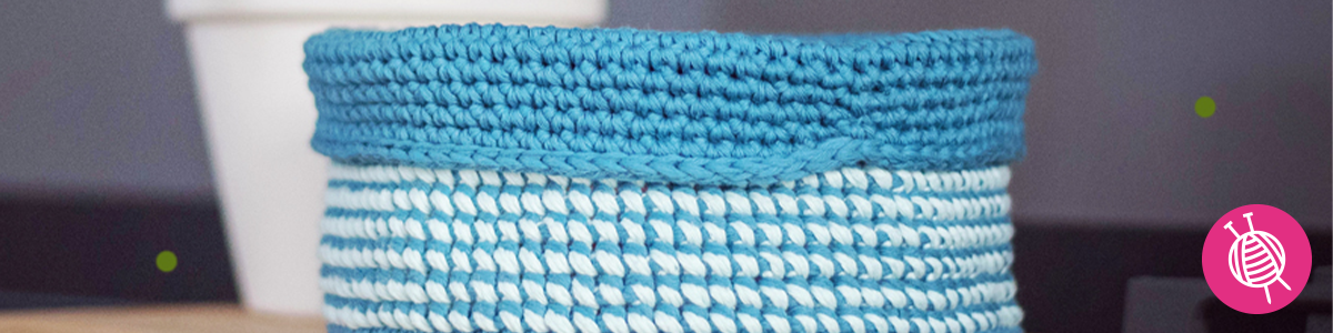 Epic Basket - Free Crochet Pattern