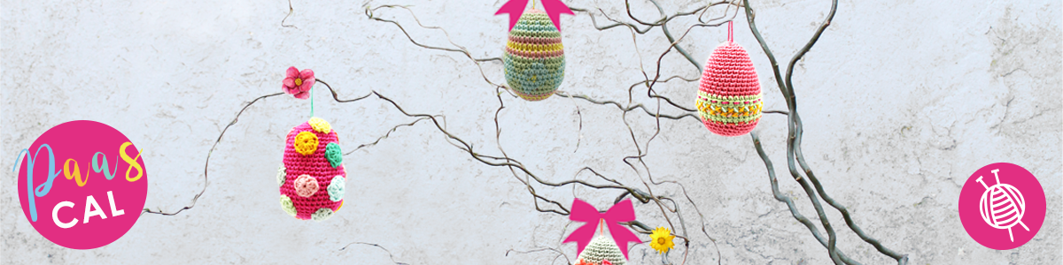 Easter CAL 2017 - Are you joining our Crochet Along?
