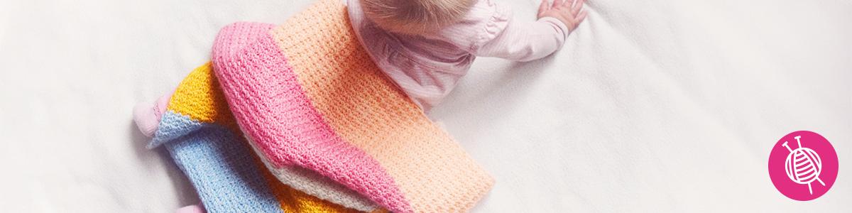 Charming Baby Blanket - Free Crochet Pattern