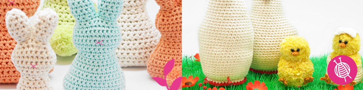 Easter Crochet and Knitting Patterns