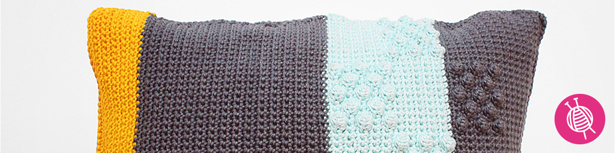 Super Must-have Pillow - Crochet your own!