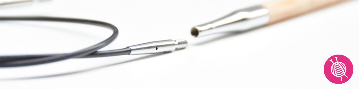 Circular Knitting Needles: Vario Needle Tips and Wires