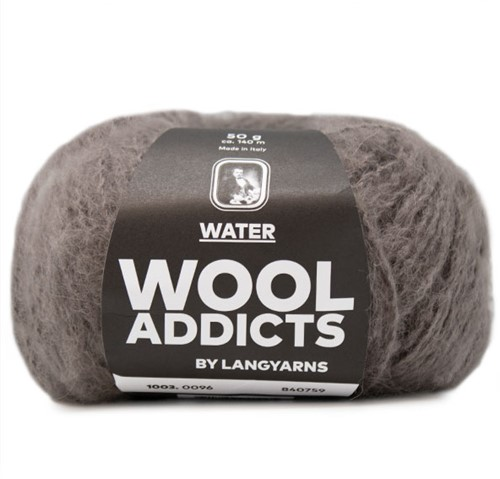 Wooladdicts To-Ease-Sorrow Sweater Knit Kit 14 L Sand