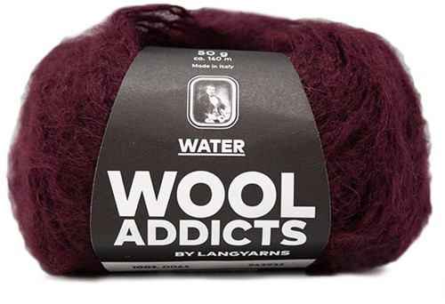 Wooladdicts To-Ease-Sorrow Sweater Knit Kit 9 M Sunset