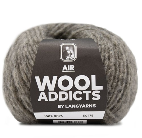 Wooladdicts City Life Sweater Knit Kit 14 M Sand