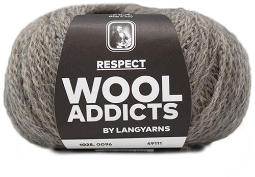 Wooladdicts Seductive Secret Cardigan Knit Kit 11 XL Sand