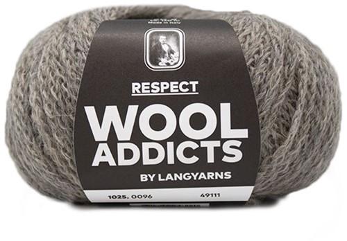 Wooladdicts Seductive Secret Cardigan Knit Kit 11 L Sand