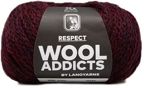 Wooladdicts Seductive Secret Cardigan Knit Kit 7 M Sunset