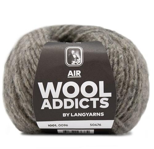 Wooladdicts Dramatic Dreamer Sweater Knit Kit 14 M Sand