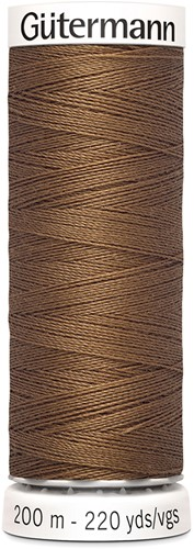 Gütermann Polyester Sewing Thread 200m 124