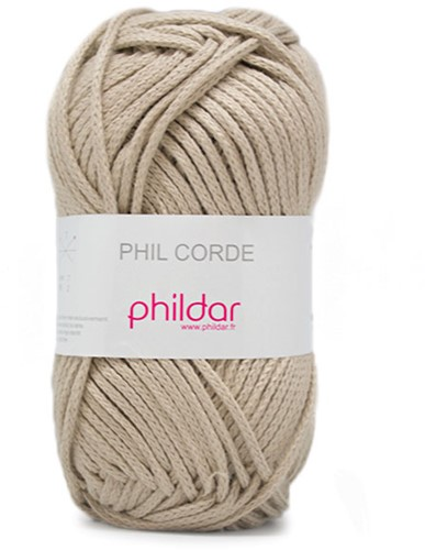 Phildar Phil Corde 1264 Sable
