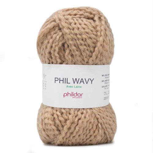 Phildar Phil Wavy 1264 Biche