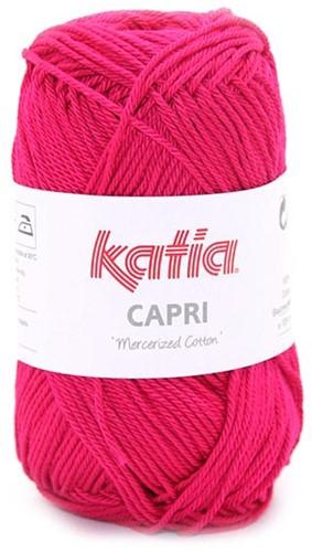 Katia Capri 129 Dark fuchsia