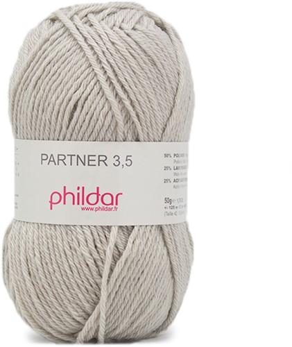Phildar Partner 3.5 1444 Brume