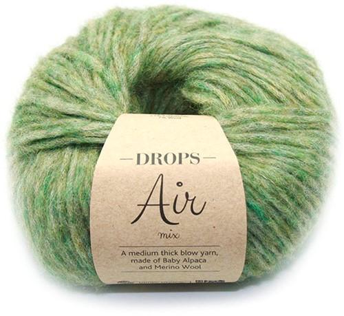 Drops Air Mix 12 Moss-green