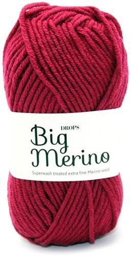 Drops Big Merino Mix 12 Bordeaux