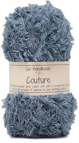 Go Handmade Couture 12 Jeans Blue