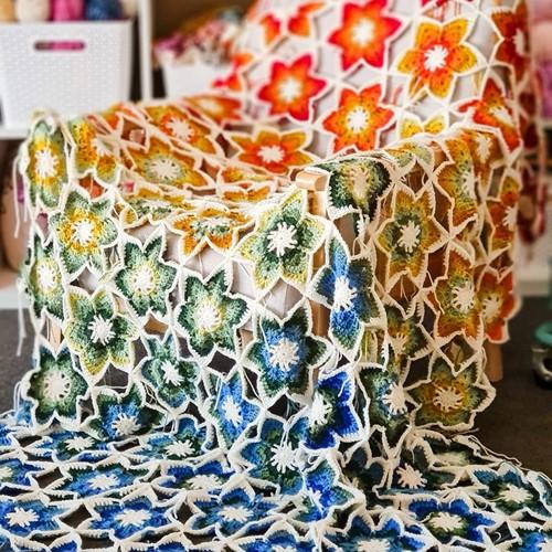 Resilience in Bloom CAL Yarn Kit