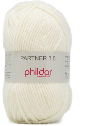 Phildar Partner 3.5 1431 Ecru