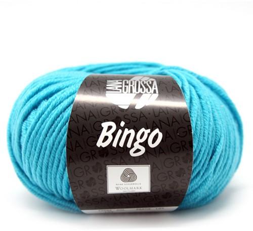 Lana Grossa Bingo 133 Turquoise
