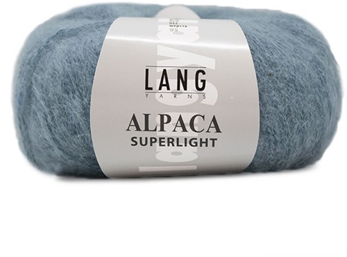 Lang Yarns Alpaca Superlight 133