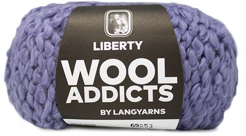 Wooladdicts Pure Pleasure Top Knitting Kit 4 L Jeans