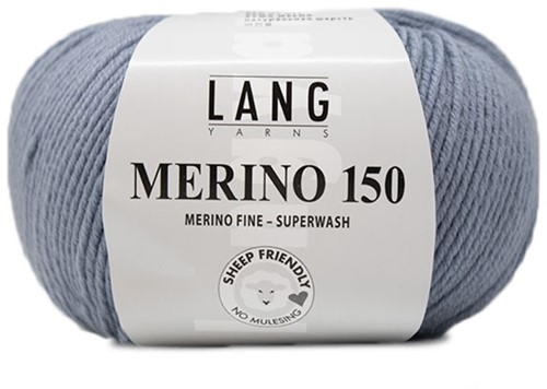Lang Yarns Merino 150 134 Jeans