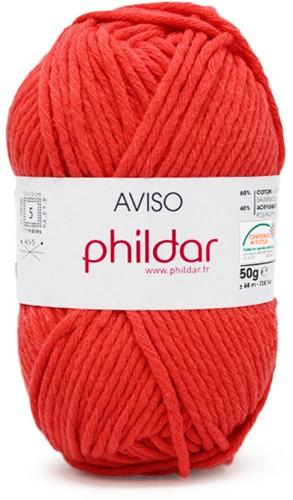 Phildar Aviso 1138 Giroflee