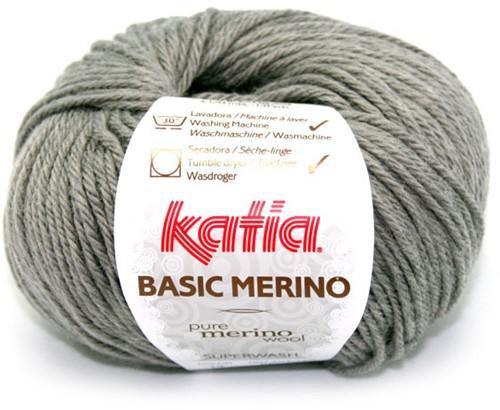 Katia Basic Merino 13 Medium grey