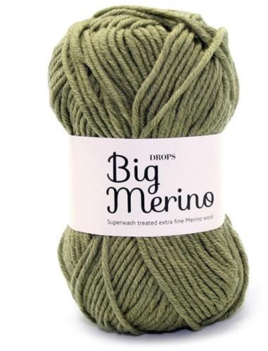 Drops Big Merino Uni Colour 13 Olive