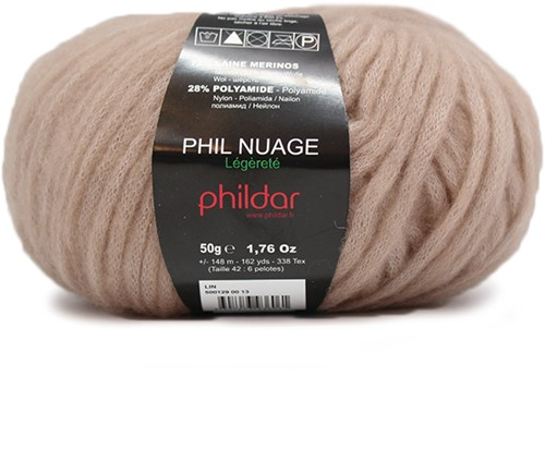 Phildar Phil Nuage 1192 Lin