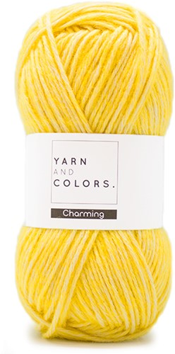Yarn and Colors Charming 013 Sunglow